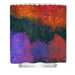 Verge 2 Shower Curtain