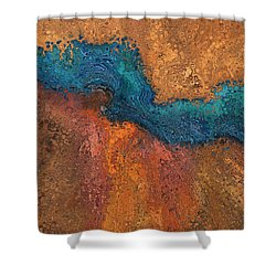 Verge Shower Curtain