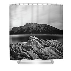 Vermilion Lake Shower Curtain