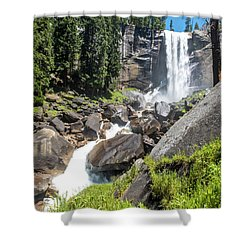 Vernal Falls- Shower Curtain
