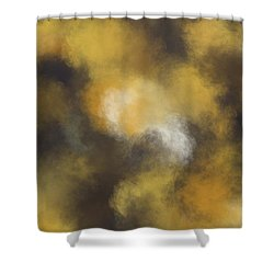 Versace Abstract 5 Shower Curtain