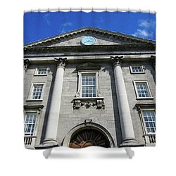 Downtown Dublin 4 Shower Curtain