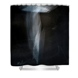 Verticaldancer Shower Curtain