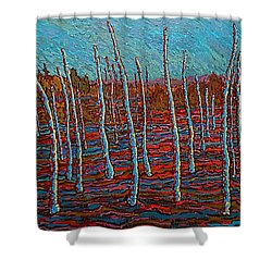Vestige Shower Curtain