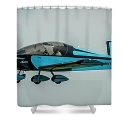Vic Vicari Revised Shower Curtain