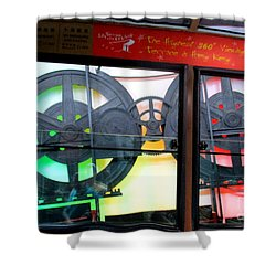Shower Curtain featuring the photograph Victoria Peak 4 by Randall Weidner