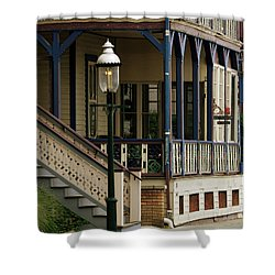 Victorian Cape May Shower Curtain