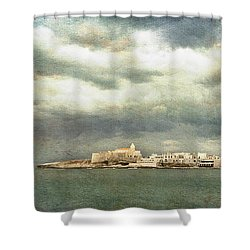 Vieste  - Gargano Shower Curtain