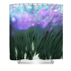 View 13 Shower Curtain