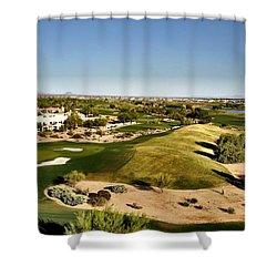 Views Shower Curtain