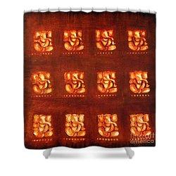 Vigneshwar Shower Curtain