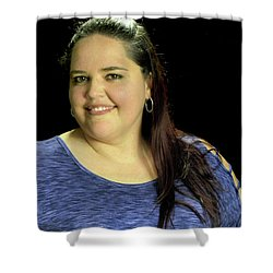 Viki Farren Shower Curtain