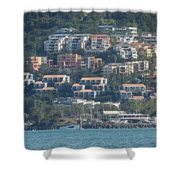 Villen Shower Curtain