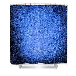 Vintage Denim Shower Curtain