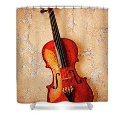 Violin Dreams Shower Curtain by Garry Gay