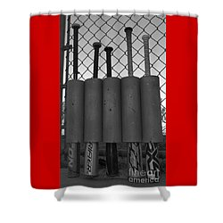Vip Parking Only Shower Curtain
