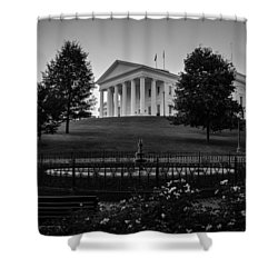 Virginia State Capitol Shower Curtain