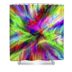 Vision 1 Shower Curtain