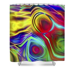 Vision 10 Shower Curtain