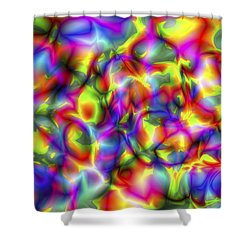Vision 2 Shower Curtain