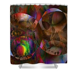 Vision 24 Shower Curtain