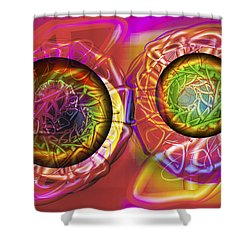 Vision 42 Shower Curtain