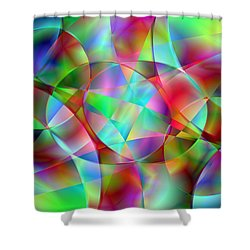 Vision 27 Shower Curtain