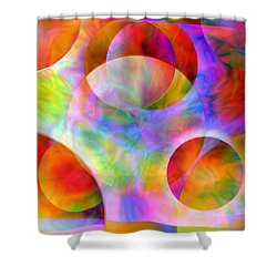 Vision 29 Shower Curtain