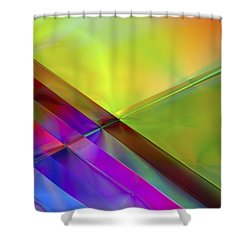 Vision 3 Shower Curtain
