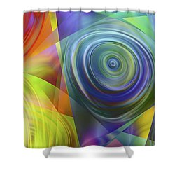 Vision 39 Shower Curtain