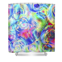 Vision 4 Shower Curtain
