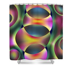 Vision 40 Shower Curtain