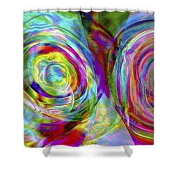 Vision 44 Shower Curtain