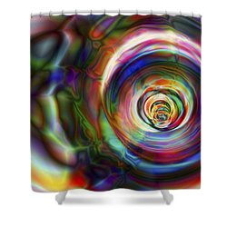 Vision 8 Shower Curtain