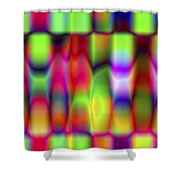 Vision 9 Shower Curtain