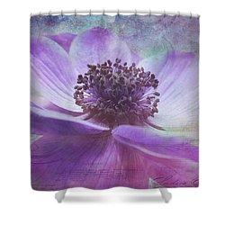 Vision De Violette Shower Curtain