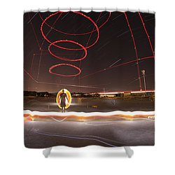 Visionary Shower Curtain