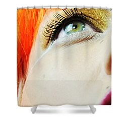 Visionworks Shower Curtain