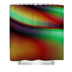 Vistoso Shower Curtain