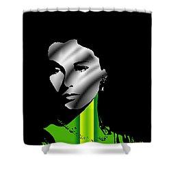 Vivien Leigh Shower Curtain