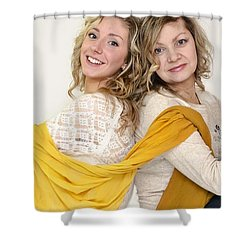 Vlada Olena Shower Curtain