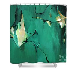 Vlandera Shower Curtain