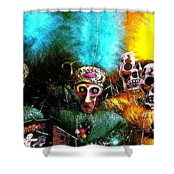 Voodoo For You Shower Curtain