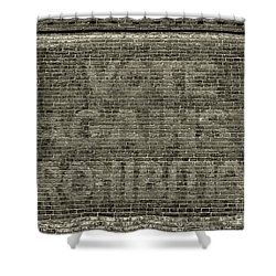 Vote Against Prohibition 1 Shower Curtain by Paul Ward