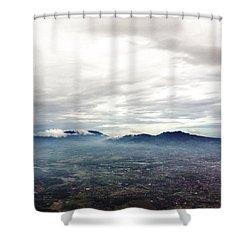 Mountain High Shower Curtain