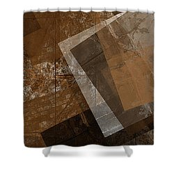 Vulgo Shower Curtain by Sir Josef - Social Critic -  Maha Art