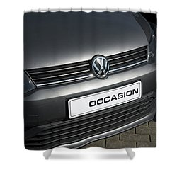 Vw Occasion Shower Curtain