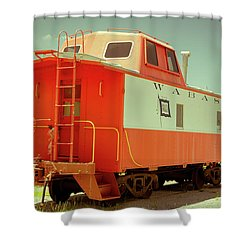 Wabash Shower Curtain