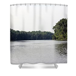 Wacissa The Grand Shower Curtain