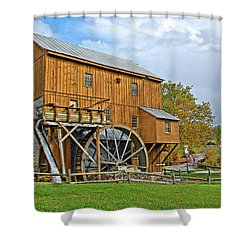 Wades Mill Shower Curtain